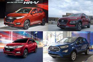 t hn Hyundai Kona và Ford EcoSport hàng trm triu ng, Honda HR-V có xng  xung tin?