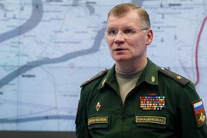 Nga: Máy bay quân sự Il-20 của nước này bị trúng tên lửa của Syria