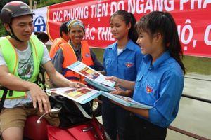 Thái Nguyên: Hấp dẫn các sân chơi ATGT