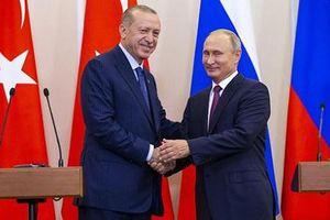 Nga và Thổ Nhĩ Kỳ đạt thỏa thuận đột phá về vấn đề Idlib (Syria)