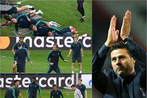Mục kích buổi tập của Tottenham trước trận gặp Inter Milan