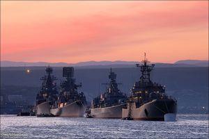 Ukraine thành lập căn cứ hải quân mới ở gần Crimea
