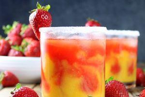Tự chế đồ uống thanh lọc tăng cường sức khỏe