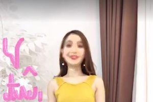'Hot' nghề người mẫu bán hàng online