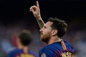 Messi lập hat-trick, Barcelona ẵm trọn 3 điểm trước PSV Eindhoven