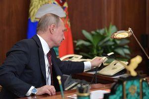 Phát ngôn bất ngờ của ông Putin khi Israel bị đổ tội bắn hạ phi cơ Nga tại Syria