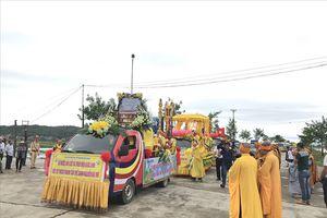 Hài cốt liệt sĩ - trụ trì chùa Vĩnh Nghiêm được đưa về sau hơn 70 năm mất tích