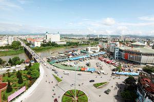 TP Móng Cái là đô thị loại II trực thuộc tỉnh Quảng Ninh
