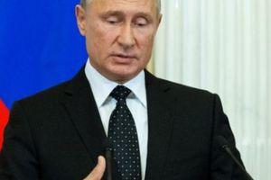 Phản ứng bất ngờ của Putin vụ máy bay Nga bị bắn rơi ở Syria