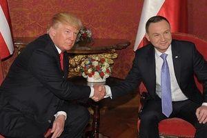 Trump 'nghiêm túc' triển khai quân thường trực ở Ba Lan, chọc giận Putin