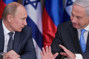Lý do Putin không làm căng với Israel, trả thù cho Il-20 bị bắn