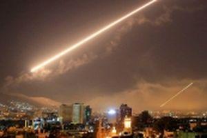 Pháp và Israel tiến hành không kích Syria
