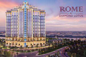 Dấu ấn công trình xanh Rome Diamond Lotus