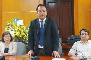 Chánh văn phòng Bộ Công Thương làm Tổng cục trưởng Tổng cục Quản lý thị trường