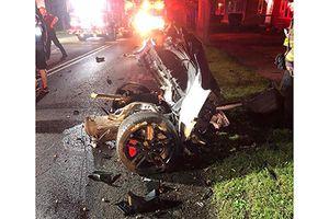 Nam sinh TQ thiệt mạng vì tai nạn khiến siêu xe gãy làm đôi ở Mỹ