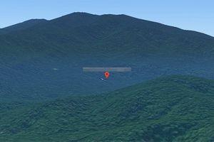 Thêm hình ảnh mới được cho là của MH370 rơi ở rừng rậm Campuchia