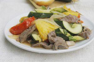 Món ngon mỗi ngày: Tim lợn xào chua ngọt bổ dưỡng