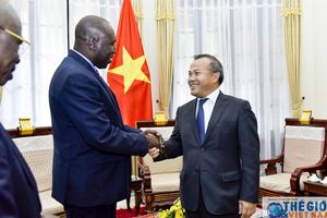 Thúc đẩy hợp tác kinh tế giữa Việt Nam - Bờ Biển Ngà
