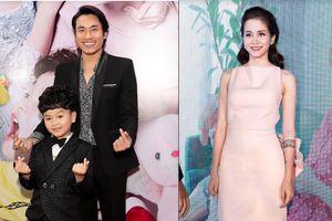Kiều Minh Tuấn, An Nguy từ chối trả lời báo chí tại buổi ra mắt phim