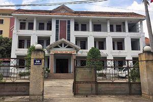 Vi phạm tại trung tâm dạy nghề ở Quảng Bình: Có giơ cao đánh khẽ?