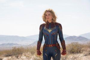 Phim về nữ siêu anh hùng Captain Marvel tung trailer đầu tiên