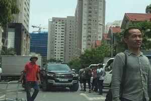 Cư dân Hapulico bức xúc vì bị gắn với tổ chức khủng bố Việt Tân
