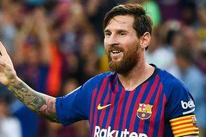 Messi lp hat-trick th 48 và s tht hay ho hn nhiu