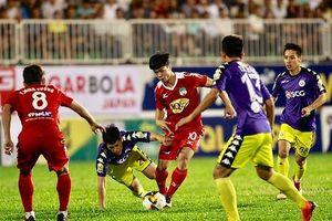 Vòng 23 V-League 2018: 'Đại chiến' ở phố núi và chung kết ngược ở Sài thành
