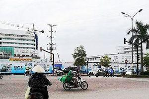 Nghệ An: Đường Hồ Tông Thốc sẽ được mở lại sau 2 năm bịt kín để xây BV