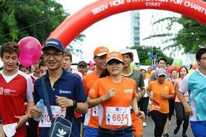 Chạy bộ BBGV Fun Run gây quỹ từ thiện cho các hoàn cảnh khó khăn tại Việt Nam