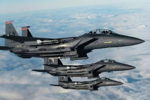 Không quân Mỹ sắp tham gia tập trận lớn tại Ukraine