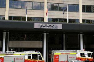 Australia: Rò rỉ hóa chất ở khách sạn, nhiều người phải nhập viện