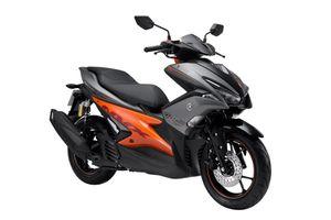 Yamaha NVX 'lột xác' với phiên bản mới tại Việt Nam