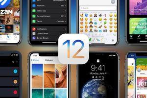Những điều bạn cần biết trước khi cài đặt iOS 12