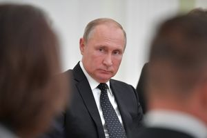 Putin: Máy bay Il-20 bị rơi như chuỗi những tình huống bi thảm