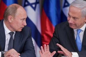 Netanyahu: Chỉ huy Không quân Israel sẵn sàng tới Nga về vụ Il-20 rơi