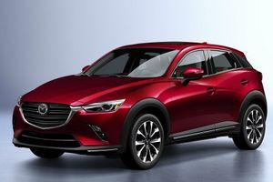 Mazda phát triển CX-3 cạnh tranh Honda HR-V