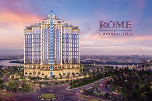Phúc Khang công bố dự án 'căn hộ 5 sao' Rome Diamond Lotus dành cho doanh nhân