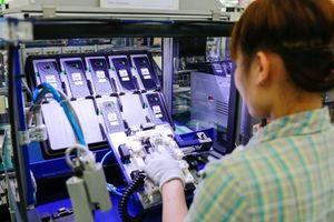 Gia công cho nước ngoài: dệt may và giầy dép thu về 6,8 tỷ USD, điện thoại chỉ thu về 268 triệu USD