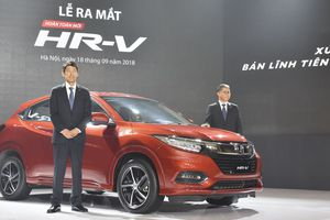 Giá lăn bánh xe Honda HR-V 2018