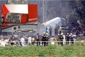 Cuba khôi phục gần như toàn bộ nội dung 2 hộp đen của máy bay gặp nạn