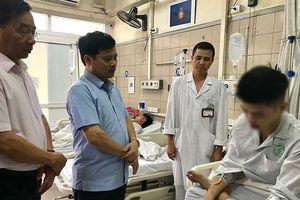 Phó Chủ tịch Hà Nội trần tình việc đến thăm bệnh nhân sốc ma túy