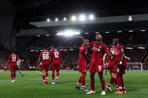 Ghi bàn phút bù giờ, Liverpool thắng kịch tính PSG
