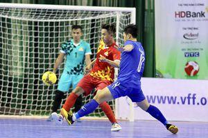 Trực tiếp Futsal HDBank VĐQG 2018: Sài Gòn FC vs Thái Sơn Nam