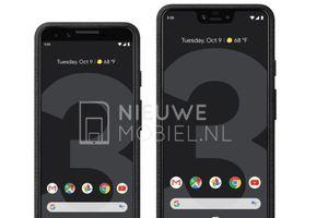 Google Pixel 3 và Pixel 3 XL lần đầu lộ ảnh báo chí