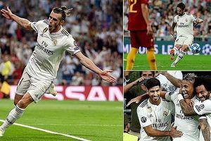 Số 7 mới đặt dấu ấn, Real Madrid khởi đầu như mơ