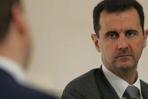 Tổng thống Syria chia buồn với Nga vụ máy bay trinh sát bị bắn rơi