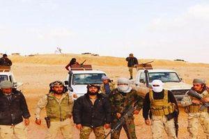 Phiến quân được Mỹ hậu thuẫn bắt đầu rời vùng Tanf đến miền bắc Syria