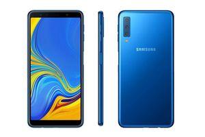 Samsung bt ng gii thiu Galaxy A7 (2018) vi 3 camera