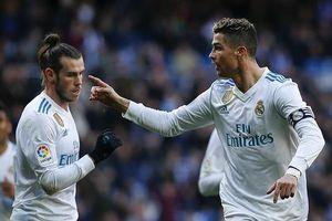 Gareth Bale nói Ronaldo ra đi, Real như một gia đình thực thụ